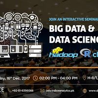 Big Data &amp Data Science Seminar (FREE)