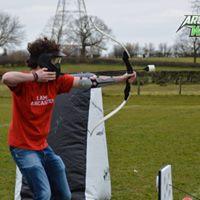 Preston - Archery Tag Game Session