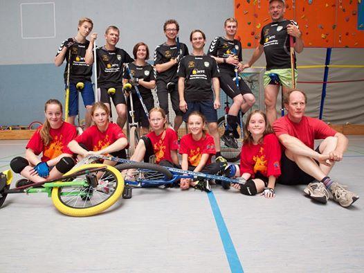 50. Dresdener Einradhockeyturnier