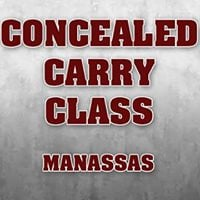 Concealed Carry Class-Manassas