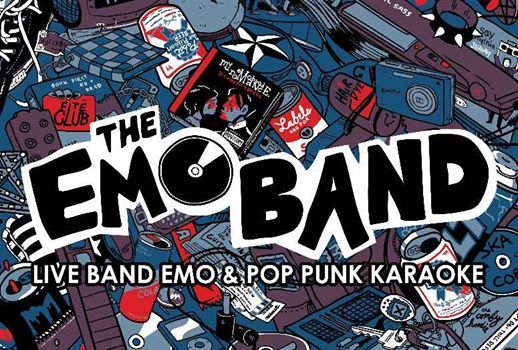 The Emo Bands Live Band Emo & Pop Punk Karaoke Party