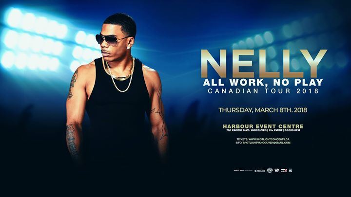 Nelly Live in Vancouver