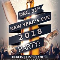 McGillycuddys New Years Eve Party 2018