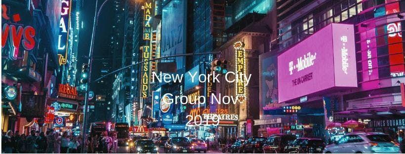 NY City Weekend Getaway