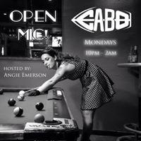 Cabo Open Mic Mondays
