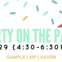 Party on the Patio  Vol.1
