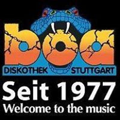 BOA - Diskothek - Stuttgart