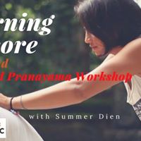 Morning Mysore &amp Pranayama Workshop with Summer Dien