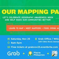 GeoWeek Mapping Party
