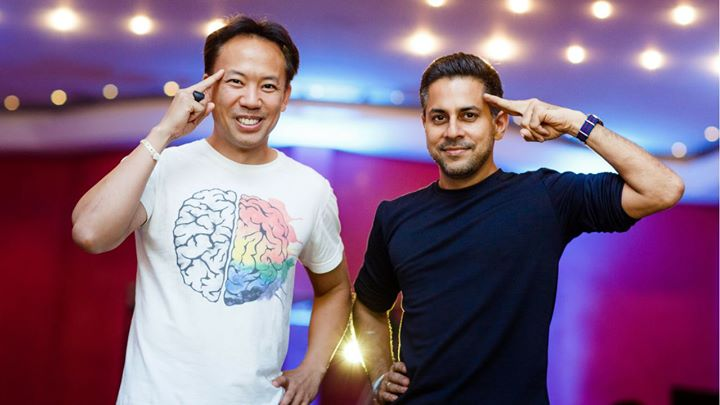 Jim Kwik Facebook Live With Vishen Lakhiani