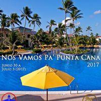 Pa Punta Cana con Puertoricogram y TiratePR