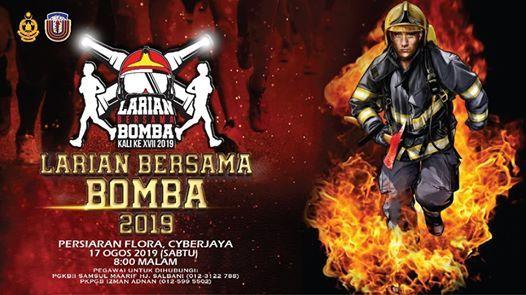 Larian Bersama BOMBA 2019