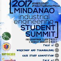 MINDANAO INDUSTRIAL ENGINEERING SUMMIT 2017