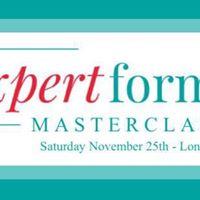 The Expert Formula Masterclass