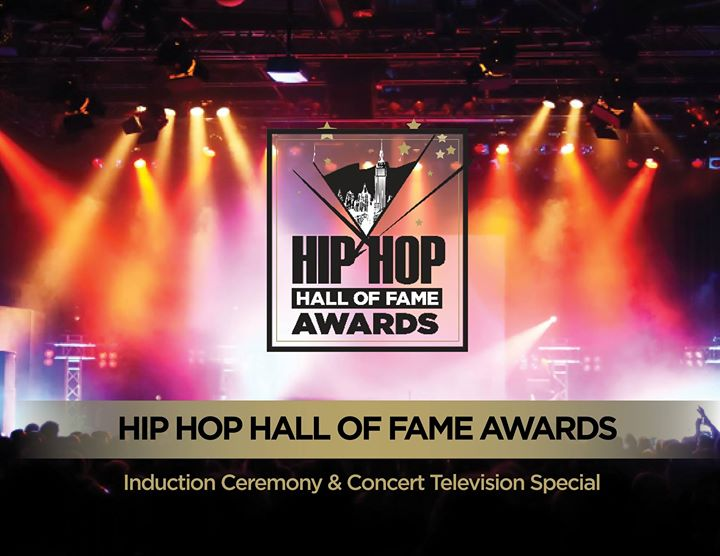 Hip Hop Hall of Fame Awards Induction Concert TV Show