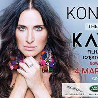 The Best of Kayah - Koncert w Filharmonii Czstochowskiej