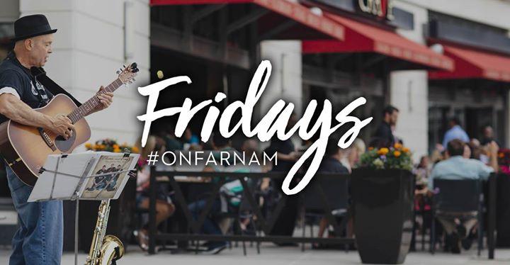 March 30 Fridays onFarnam