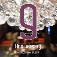Aubreys 9th Anniversary