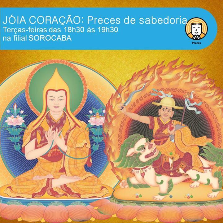 Preces de Sabedoria com Meditao Guiada