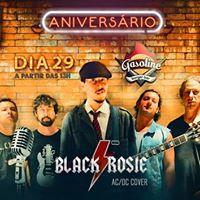 Aniversrio da GAS  Banda Black Rosie