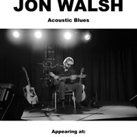 Jon Walsh Acoustic Blues free entry