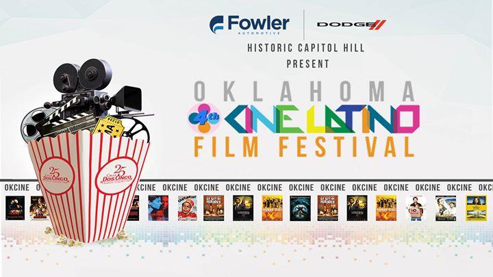 OKCine Latino Film Festival 2018