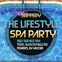 The LifeStyle Spa Party
