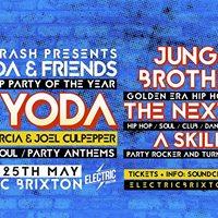 DJ Yoda &amp Friends W Jungle Brothers The Nextmen A. Skillz