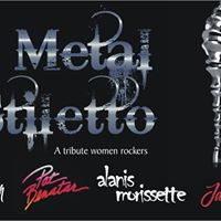 Metal Stiletto and PHAT Betty