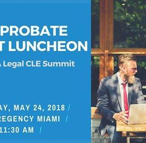 Probate Summit Luncheon