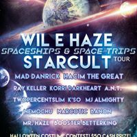 Spaceships &amp Spacetrips Tour at Montgomery Al