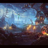 Hybrid Horror Story A Halloween Party