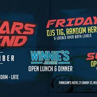 Supercars Weekend at Finnegans Hotel