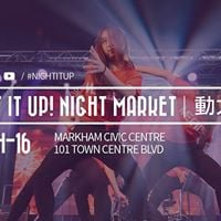 TD Presents Night It Up 2017