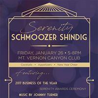 2018 Serenity Schmoozer Shindig