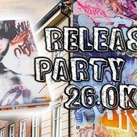 Graffiti Junction-Releaseparty og boksignering-Gummibaren 26.Okt