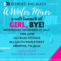 Blended and Black Winter Mixer (for ladies)