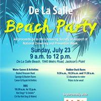 De La Salle Beach Party