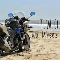 T.w.o.TwoWheelsOnly Meetup At Aurangabad