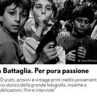 Visita alle mostre - Letizia Battaglia. Per pura passione