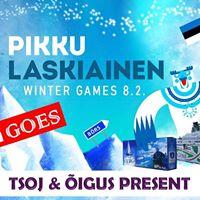 TSOJ &amp igus present Tallinn goes Pikkulaskiainen
