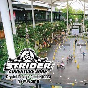 Strider Adventure Zone at CDC 2019