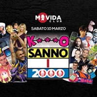 KO SANNO I 2000  Movida Club