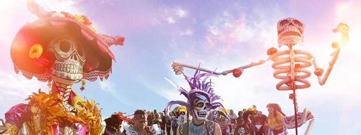 Festival of The Dead Comes To Cambridge
