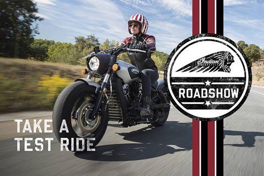 Indian Roadshow - Brightona Bike Show