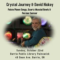 Crystal Journey in Barrie