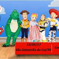 O Incrvel Mundo de Toy Story