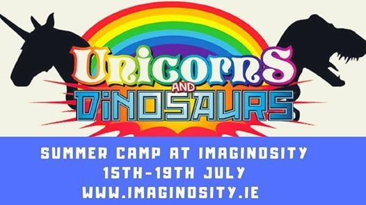 Imaginositys Unicorn & Dinosaur Summer Camp
