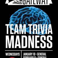 Team Trivia Madness