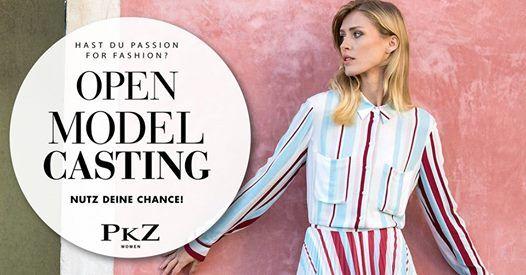 Open Model Casting